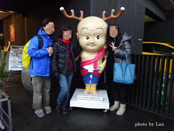 英語ボランティアガイド|奈良にて