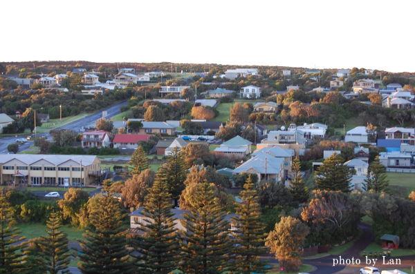 ポート・キャンベル(Port Campbell)の街