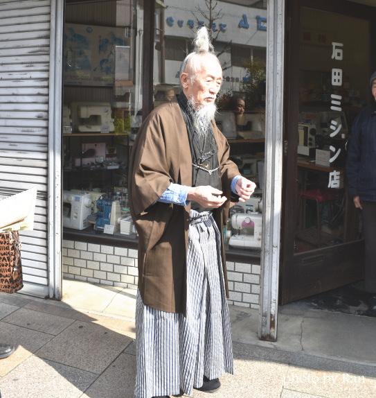 ジョー岡田クール京都ウオーキングツアー